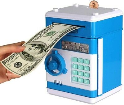 WeekSun Gift Toy for Children Kids Code Electronic Piggy Banks Mini ATM Electron