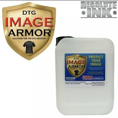 Resolute Ink Image Armor Ultra Pre-Treatment RU013 - Polyester Garments DTG Ink