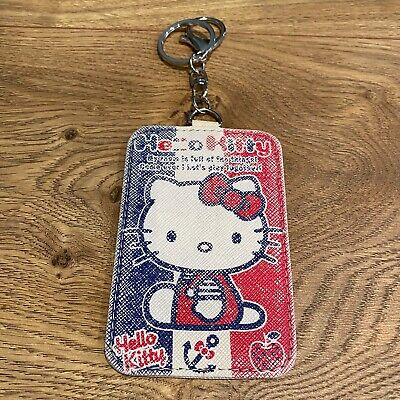 Sanrio Hello Kitty Badge Holder
