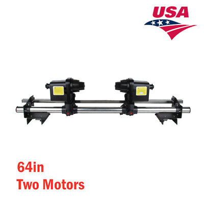 USA-64in Automatic Media Take up Reel SD64 Two Motors for Mimaki / Roland