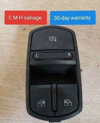 GENUINE Vauxhall Corsa C Heated Front Seat Switch Moulding
