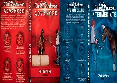 Clinton Anderson Intermediate Video Series with Excercise Sheet 11 dvds