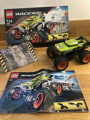 LEGO Racers Nesquik Bunny Racer 4299 Aufzieh Motor Pull Back Motor Limited