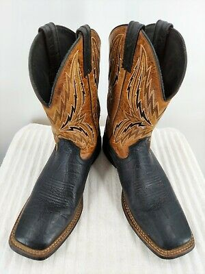 Details about  /Ariat Mens Arena Rebound Elephant Print Cowboy Boots 10021678 Many Sizes ~ NEW