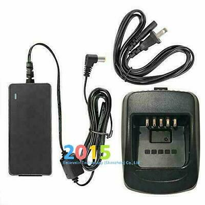 Kenwood KSC-32 Single-Unit Tri-Chemistry Rapid Rate Charger w// AC Adapter