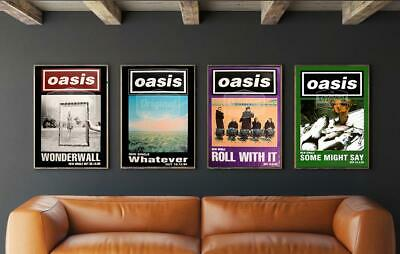 Oasis posters - Collectors set 3
