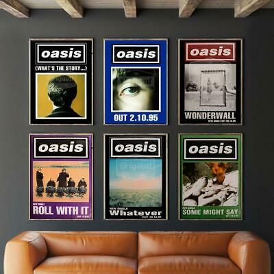 Oasis posters - Ultimate Collectors set