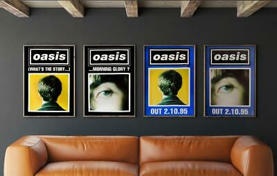 Oasis posters - (What's the Story) Morning Glory? Souvenir Collection