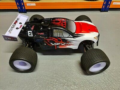TROPHY BUGGY /& TRUGGY F4.6 BULLET S-25 PULL START FOR HPI SAVAGE F3.5