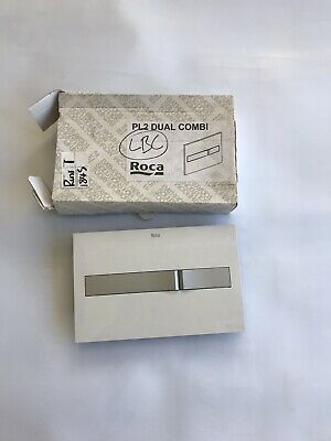 New Style Roca Toilet Flushing Buttons Long Version 74mm Deep