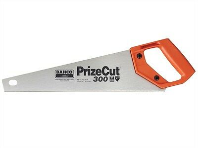 Bahco Prize Cut Toolbox Fine Tooth Hand Saw Wood Plastic Metal Laminate Handsaw