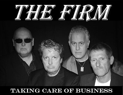 The Firm - 2 audio cassette tapes