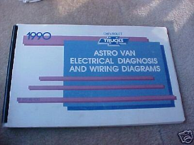 1992 chevrolet astro van electrical diagnosis wiring diagrams 1990 chevy astro van wiring diagrams diagnosis