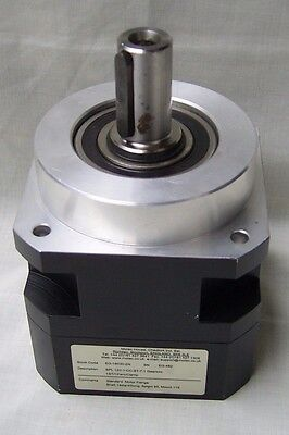 SPL120 gearbox ratio 7:1 made by EISELE