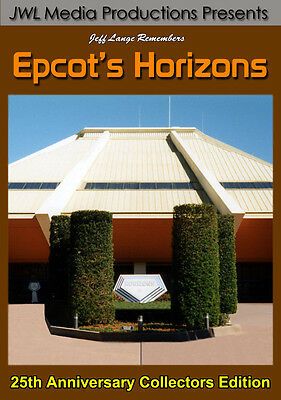 Walt Disney World Epcot Horizons DVD - Space, Undersea & Desert Endings