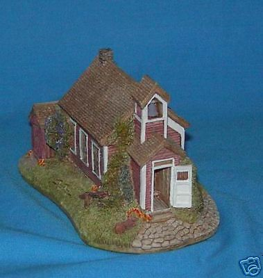Lilliput Lane - School Days - RETIRED/NIB