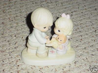Precious Moments You Are Always There for Me MINT 1996