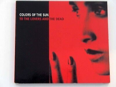 Colors Of The Sun - To The Lovers And The Dead (Digipack, CD)