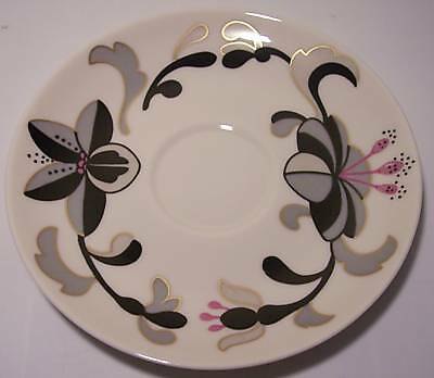 FRANCISCAN POTTERY FINE CHINA CANTON SAUCER!