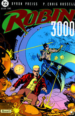 ROBIN 3000 Complete Series P Craig Russell Bryon Preiss