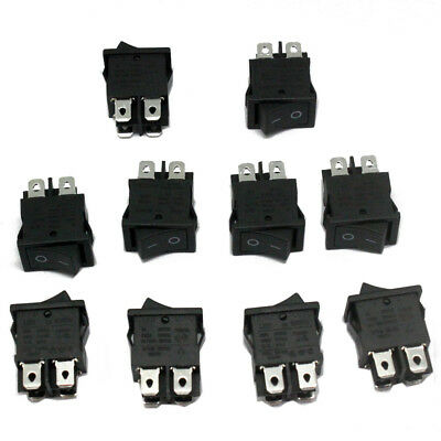 RS601D ROCKER SWITCHES 6(4)A 250VAC 6A/125A 250VAC rocker SWITCH