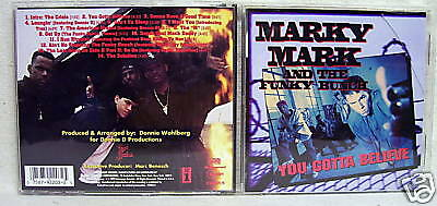 Marky Mark & The Funky Bunch You Gotta Believe CD Used