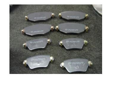 Ford Mondeo Estate+ St220 00-04 Front & Rear Brake Pads