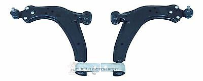 PEUGEOT 306 XSi + HDi FRONT SUSPENSION 2 LOWER WISHBONE ARMS BALL JOINTS BUSHES