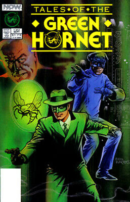 TALES OF THE GREEN HORNET 1 2 Now 1990 UNCIRCULATED