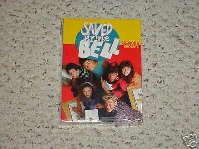 Saved By the Bell - Seasons 1 & 2 DVD NEW