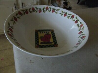 Alfred Meakin round vegetable bowl (MEA91) 2 available