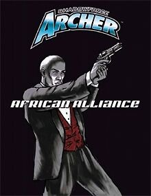 Shadowforce Archer - African Alliance (Spycraft AEG)