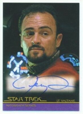 Jeremy Roberts Autograph A61 Star Trek Movies In Motion