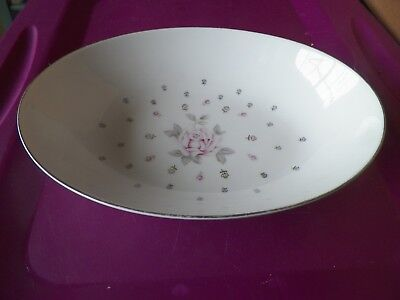 Fine China of Japan oval vegetable bowl (Sandra) 1 avai
