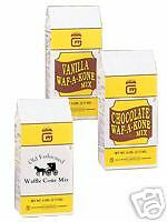 Old Fashioned Mix #8209 FOR WAFFLE MACHINE MAKER 1cs