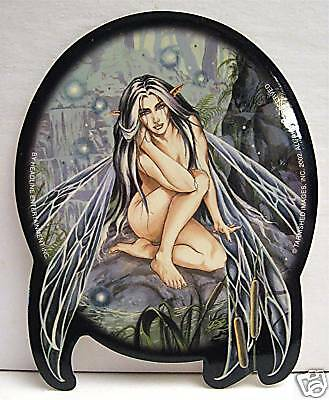 Tarnished Images Maia Fairy Ruth Thompson Vinyl Sticker
