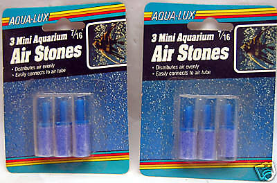 "VT8059-2 TWO VO-TOYS 7/16"" AIRSTONES 3 PACK (6 TOTAL)"