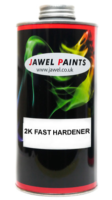 Car Paint 2K Hardener Jawel Fast Air Dry for Paint - Primer and Lacquer 1lt