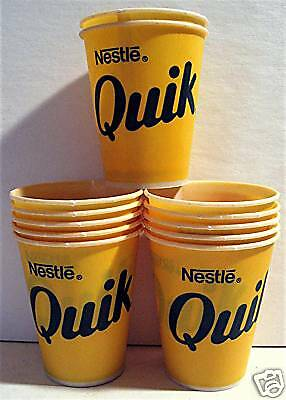 24 Sweetheart Nestle Quik Sample Cups Old Store Stock