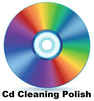 DVD CD DISK SCRATCH REPAIR REMOVER restorer cleaner