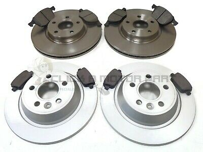 Ford Kuga 2008-2012 Front And Rear Brake Discs & Pads Set New