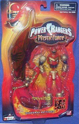 Toys & Hobbies TV, Movie & Video Games Power Rangers Mystic Force 4 Yellow Ranger Morphs to Zord New Factory Sealed