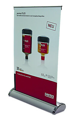 Table Rollup A3 Tisch Display  inkl. Grafik in 2400 dpi