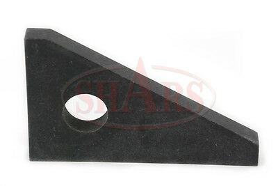 "Shars 10"" X 6"" X 1"" Precision Granite Squares New"