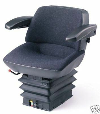 KAB 15/U4 AIRmaster Compact Air Suspension Tractor Seat