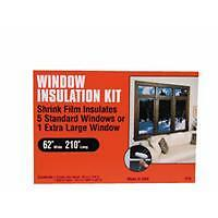 XLG Shrink Film Window Kit by Thermwell V75H