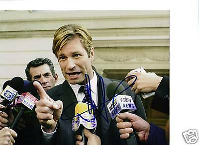 Aaron Eckhart Thank You For Smoking Signed 8X10 *proof*