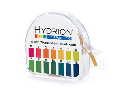 HYDRION INSTA-CHEK pH 0- 13  (1.0 pH INCREMENTS) #93