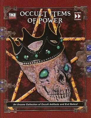 Occult Items of Power (D20)