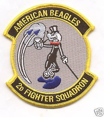138th FIGHTER SQUADRON patch RPV